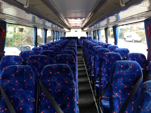 Coach Hire For Schools And Colleges In Blackpool Coach